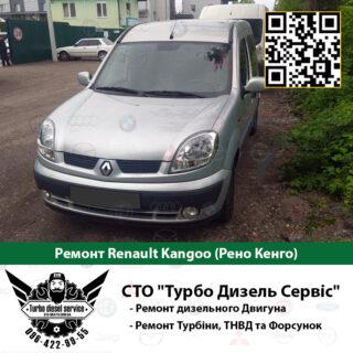 Ремонт Renault Kangoo Киев