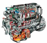 Особенности дизельных двигателей