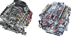 Дизельный двигатель против бензинового двигателя