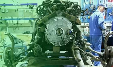 Ремонт дизельного двигуна работа +матеріал
