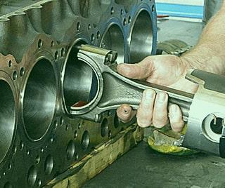 Ремонт дизельного двигуна